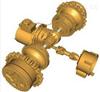 水下作业用潜水呼吸高压空气压缩机