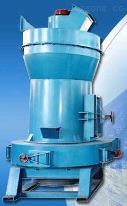 威石机械高压悬辊磨粉机-超细磨粉机-重晶石磨粉机