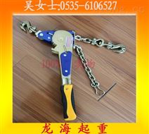 LH-08-01链条式捆绑手动拉紧器现货【保质半年】上海