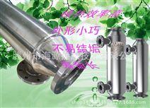 螺旋缠绕管式换热器 管壳式换热器效率高