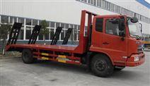 柳州市东风挖机平板车厂家直销售价钱