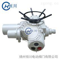 DZT120-18T多回转调节型执行器