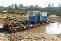 中國挖沙船、V抽沙船,采沙船篩沙機、二次水洗機
