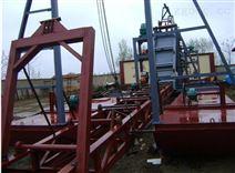挖沙船生產廠家-挖沙設備廠家*青州光明砂礦機械