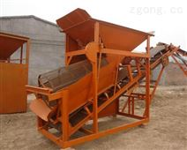 鑄造用滾筒型篩沙機 高效篩分設備 20型篩分設備 石料廠用篩分機