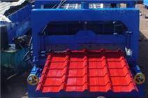 820-1050琉璃瓦壓瓦機河北廠家銷售