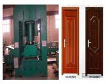 液壓機 滕州市力得特供2500t防盜門壓花機