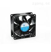 厂家直销 8015 8cm 12V 0.22A 2.54P 滚珠 散热器 机箱散热风扇
