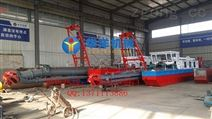青州华洋供应12寸绞吸式挖泥(沙)船