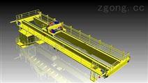 商洛欧式起重机/商洛欧式双梁起重机厂家直销/商洛大吨位桥式起重机供应商