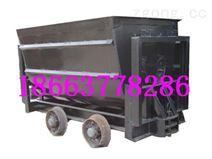 KFU0.75-6 翻斗式矿车 煤矿U型翻斗式矿车