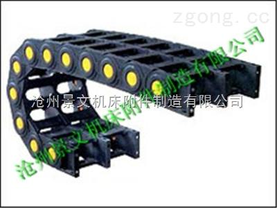机械线缆穿线工程塑料拖链优质供应商