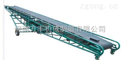 河南新型有机肥设备输送机厂家、皮带输送机价格