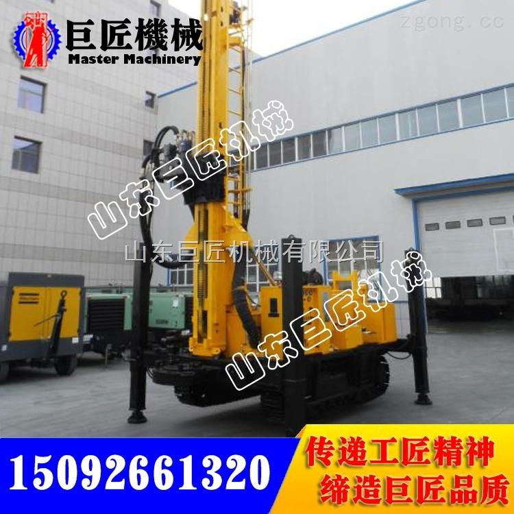 气动打井机价格 300米水井钻机适用各种地质