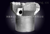 金剛石復合片內凹三翼鉆頭超硬復合材料