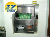 湖北饭店专用传菜机.液压升降平台
