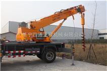 济宁四通 10吨吊装打孔机品质卓越 领跑行业