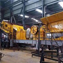 PEL-2000重型立軸制砂機 砂石生產線