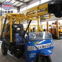 三輪車載液壓巖芯鉆機 XYC-200A型鉆井機