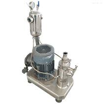 GRS2000系列花生飲料超高速均質機