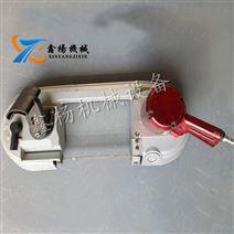 無火花管道槽鋼切割JQD-10礦用氣動帶式鋸