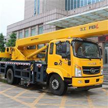 兰考飞龙·新飞工12吨汽车起重机