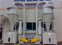 麻石除塵器脫硫環評報告表 電去除率