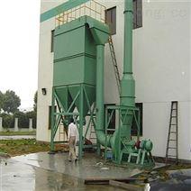 脈沖除塵器是當含塵氣體由進風口進入