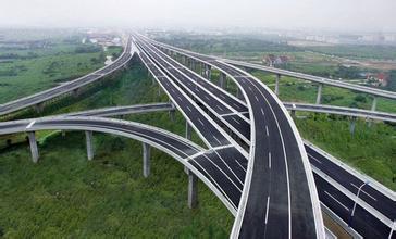 太原南站开始修建高架桥